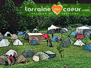 Camping sous moulin