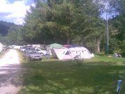 Camping à l'Eau Vive