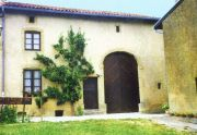 Vieille Maison 1710 de Gomelange