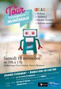 Les Voyageurs du Numérique à Pont-à-Mousson 54700 Pont-à-Mousson du 10-11-2018 à 10:00 au 10-11-2018 à 17:00
