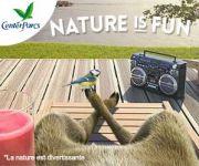 Nature is Fun à Center Parcs Réductions et Promos 57790 Hattigny du 09-01-2014 à 06:00 au 05-02-2014 à 20:00