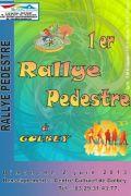 1er rallye pédestre à Golbey 88190 Golbey du 02-06-2013 à 07:00 au 02-06-2013 à 15:00