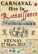 Carnaval Renaissance à Stenay 55700 Stenay du 17-03-2013 à 12:30 au 17-03-2013 à 15:00