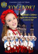 Concerts Koliadki à Mirecourt 88500 Mirecourt du 28-12-2018 à 20:30 au 05-01-2019 à 22:30