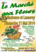 Marché aux fleurs Madonne-et-Lamerey 88270 Madonne-et-Lamerey du 11-05-2014 à 11:00 au 11-05-2014 à 18:00