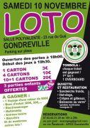 Loto de Gondreville  54840 Gondreville du 10-11-2018 à 18:00 au 10-11-2018 à 23:00