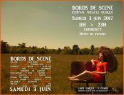 Festival Bords de Scène à Commercy 55200 Commercy du 03-06-2017 à 11:00 au 03-06-2017 à 23:00