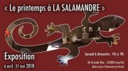 Exposition Le Printemps à la Salamandre à Liouville 55300 Apremont-la-Forêt du 21-04-2018 à 14:00 au 27-05-2018 à 19:00