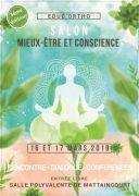 Salon Mieux-être et Conscience à Mattaincourt 88500 Mattaincourt du 16-03-2019 à 10:00 au 17-03-2019 à 18:00
