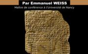 Conférence Les origines des alphabets à Châtel-sur-Moselle