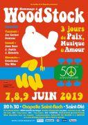Festival Hommage Woodstock Saint-Dié-des-Vosges 88100 Saint-Dié-des-Vosges du 07-06-2019 à 20:30 au 09-06-2019 à 23:00
