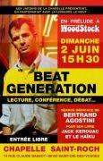 Lecture et Musique Beat Generation Saint-Dié-des-Vosges 88100 Saint-Dié-des-Vosges du 02-06-2019 à 15:30 au 02-06-2019 à 18:00