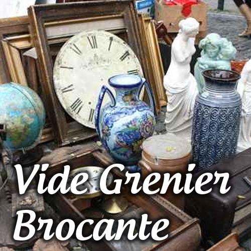 Les Estivales de Cattenom Brocante, vide-grenier 57570 Cattenom du 07-06-2014 à 18:00 au 08-06-2014 à 18:00